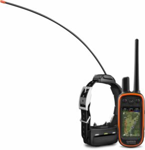 Garmin Alpha 100/TT 15 GPS.