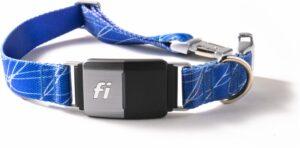 Fi Series 2 GPS Tracker Smart Dog Collar.