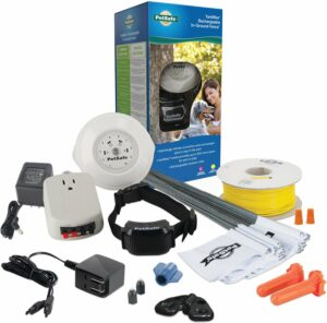PetSafe YardMax Rechargeable In-Ground Pet Fence System.