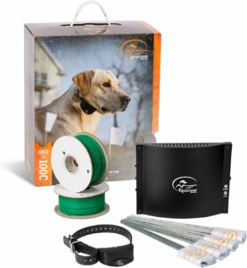 SportDOG Rechargeable In-Ground Dog Fence System.