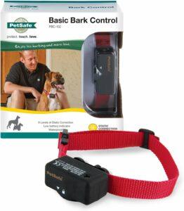PetSafe Static Basic Waterproof Dog Bark Collar.