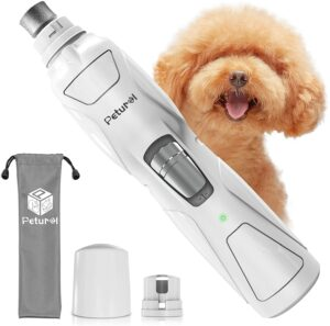 Petural Dog Nail Grinder.